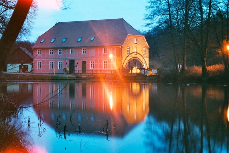 Mühle mit Müllerteich
