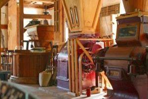 Mühlenmuseum Wassermühle Gollmitz