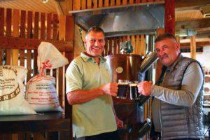 Kurse buchen in der Wassermühle: Braukurs