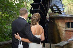 Hochzeit in der Wassermühle