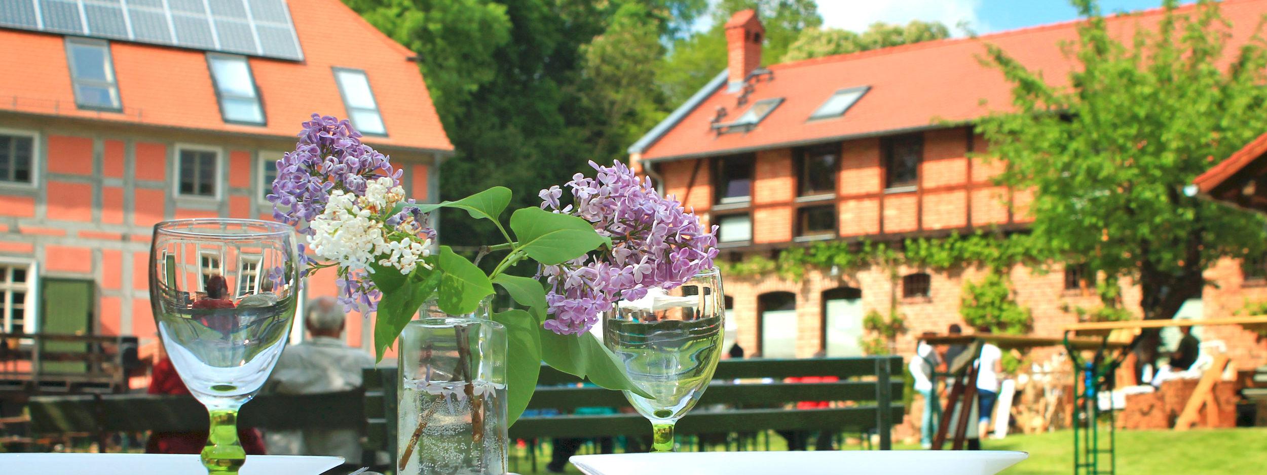Veranstaltungen Wassermühle Gollmitz